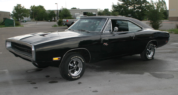 1970 Dodge Charger 440 Inch Six Pack Project Car